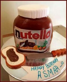cute nutella!