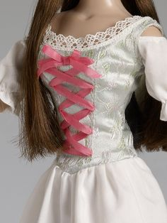 "#detail shot of our 16"" Fairytale Basic from the Re-Imagination Collection - #2013 #FallRelease #dollchat ^kv"
