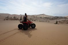 Mui Ne! I drove the quad and it was awesome! See more of my travelphotos at: https://www.instagram.com/_roosjanssen_/