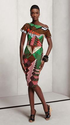 Vlisco collection Think - Pagnifik