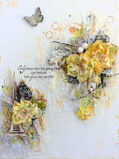 Canvas+by+Michelle+Frisby - Scrapbook.com