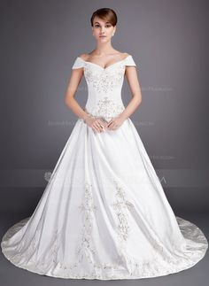 If you want a beautiful and gorgeous dress for your wedding. but don't have much money than you can purchase from an online store (jenjenhouse.com) . Which is a very cheap online store for wedding dresses.