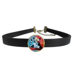 Colorful Cats Round Pendant Choker Necklace / Bracelet Dual Usage  Price: 4.26 & FREE Shipping  #pets #dog #doglovergifts Dog Lover Gifts, Dog Lovers, Cat Necklace, Cat Colors, Animal Decor, Round Pendant, Chokers, Colorful, Belt
