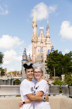 Brittany thought her Mom booked a family photo shoot to commemorate their Disney trip. Little did she know that Simon and I, along with her Mom, were conspiring so that Simon could surprise her with a marriage proposal in front of Cinderella's Castle. Isn't her reaction the cutest? Proposal Photography, Books For Moms, Orlando Wedding Photographer, Cinderella Castle, Marriage Proposals, Magic Kingdom, Disney Trips, Brittany, Family Photos