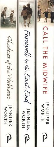Customer Image Gallery for The Midwife Trilogy: Call the Midwife, Shadows of the Workhouse, Farewell to the East End