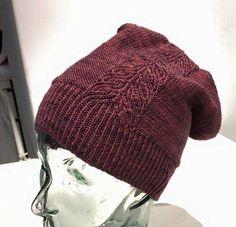 Lehdykkä-pipo – Lankakauppa Koukuttamo Handicraft, Knitted Hats, Winter Hats, Beanie, Knitting, Crochet, Fashion, Art Crafts, Knit Hats