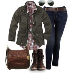 Military Influence - Plus Size, created by alexawebb on Polyvore