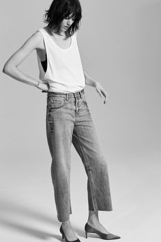 REAL DENIM-WOMAN-EDITORIALS | ZARA United States