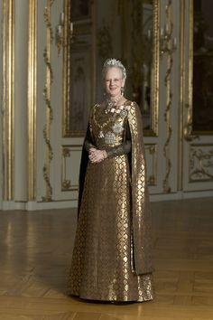 Dronning i 40 år - 6. januar