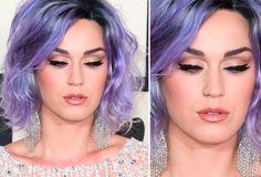 Maquiagem da Celebridade: Katy Perry por Ana Araujo do Testei, e você?