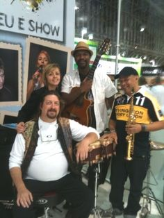 Teacher's Band na Bienal do Livro SP