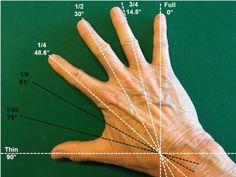fractional ball hand