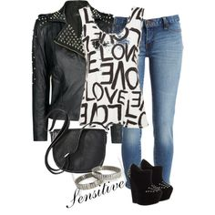 The Rock and Roll Hall of Fame by bianca-2904 on Polyvore