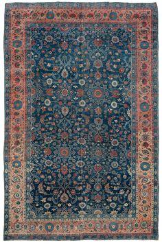 Tappeto nord ovest Persia fine XIX from cambi casa d'este