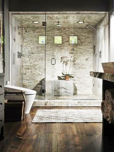 double shower the rock and the o 39 jays on pinterest