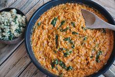 Vegan Vegetarian, Vegetarian Recipes, Healthy Recipes, Tofu, Austrian Recipes, Simply Recipes, Healthy Alternatives, Soups And Stews, Curry