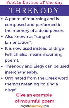 Word of the Day, Idiom of the Day, Summary of the Day and Literary Device of the Day in English. English Grammar Notes, Teaching English Grammar, English Writing Skills, English Lessons, English Vocabulary, English Language, Famous Quotes From Literature, History Of English Literature, Classic Literature