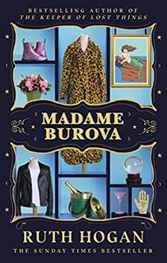 Madame Burova by Ruth Hogan