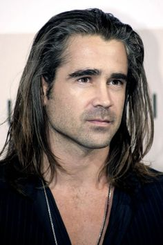 mens haircuts colin farrell colin o donoghue and hairstyles 2118