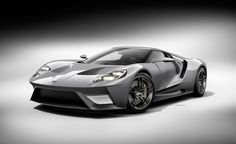 "2017 Ford GT. ""Does it come in black?"""