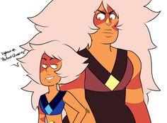 Yeah be like skinny Jasper Steven Universe, Steven Universe Spoilers, Guardians Of The Universe, Universe Art, Universe Images, Hero Time, Black Characters, Fanart, Cartoon Network