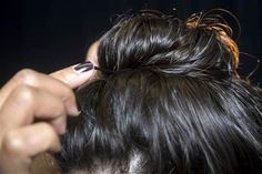 How to sleep on wet hair and wake up with a glam hairstyle (Yes, it's possible) - TODAY.com