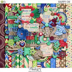 Happy On by Bella Gypsy Designs