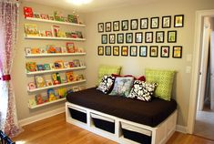 Wall bookshelves why you need bookshelf for baby room cozy kids decoration using childrens ikea beautiful . Wall Bookshelves Kids, Wall Bookshelves, Kids Room Bookshelves, Nursery Shelves, Wall Mounted Bookshelves, Bookcase, Kid Room Decor, White Bunk Beds, Kids Room Shelves