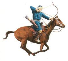 Turkish Horseback Archer: