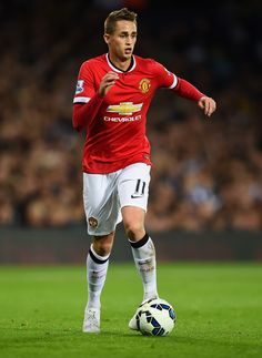 Adnan Januzaj's top team-mates and opponents - Official Manchester United Website