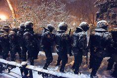 769300 Revolution, Riot Police, Inktober, Ukraine, Darth Vader, Waves, Classic, Photography, Fotografie