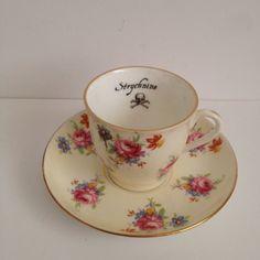 Poison Teacup on Etsy, $12.00