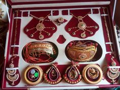 Rajputi full bridge jewellery by kuldeep singh