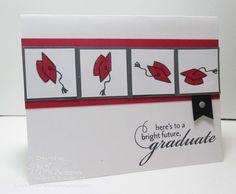 Quick graduation cards