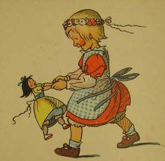 Old nursery rhymes - Bilderbuich Source by annettgold