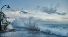 Grande marée sur Le sillon Dominique Guillaume