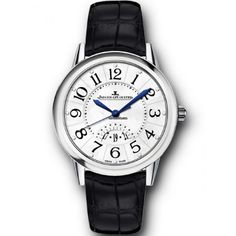 Jaeger-LeCoultre [MAY SPECIAL] Rendez-Vous Date Mother of Pearl Q3548490 at HK$59,000.
