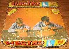ELECTRO L - AIRGAM (Juguetes - Juegos - Educativos)