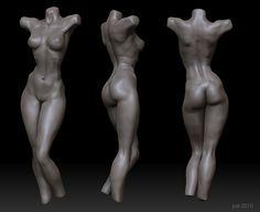 2D&3D works