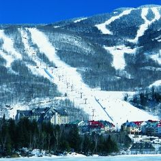 Fairmont Tremblant Skiing Getaway with a 3 Night Hotel Stay, $500 Skiing Gift Card and Airfare for (2)