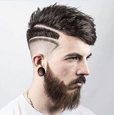 The drop fade haircut is a modern version of the popular classic fade. Just like the name implies, the drop fade haircut is cut low behind the ears, Slick Back Haircut, Drop Fade Haircut, Comb Over Haircut, Stylish Haircuts, Haircuts For Men, Side Swept Hairstyles, Men's Hairstyles, Classic Haircut, Textured Haircut