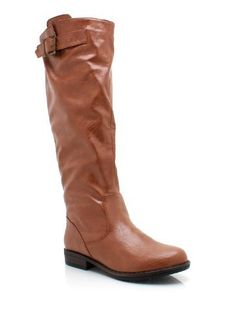 Bamboo Montage-01 Chestnut Buckle Riding Knee High Boot Bamboo, http://www.amazon.com/dp/B0091YNP4Y/ref=cm_sw_r_pi_dp_qCOKqb1RKFWP1
