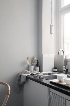 Via Coco Lapine Design   Minimal Scandinavian Kitchen