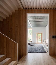 On est friand des réalisations du studio d'architecture barcelonais HARQUITECTES (pour retrouver les précédents articles, cliquez ici) et cette nouvelle ré