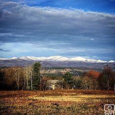Vermont  ✨ Photographer  @horseymomma802  #ScenesofNewEngland  Pic of the Day  11.15.15 ✨ C o n g r a t u l a t i o n s ✨ ----------------------------------------- #scenesofVT #waterburyVT  #skitheast #greenmountains #nature_brilliance #sky_brilliance #skiVT #vtphotos #winterinvermont #vermont_winter  #vermont_explore #explore...