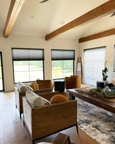 Channeling a moody fall vibe with these black cellular shades. Custom cellular shades are some of our most sought-after window treatments due to their versatility, functionality and contemporary style. Along with a large color selection, we offer several options to customize your shades to your personal needs such as cordless, top-down/bottom-up or motorized.