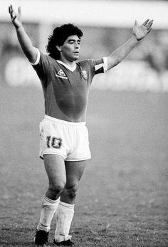 Diego Armando Maradona❤