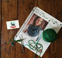 Monthly knitting subscription. Receive a new knitting project each month from PostStitch! It's everything you need to knit one project start to finish - printed pattern, premium yarn, needles, and notions!