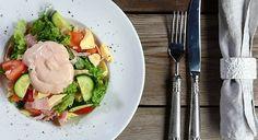 Σαλάτα του Chef Meat, Chicken, Recipes, Food, Essen, Meals, Ripped Recipes, Yemek, Eten