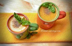 Supa crema cu mei si legume Baby Food Recipes, Cooking Recipes, Raw Vegan, Vegetarian Recipes, Gluten Free, Supe, Tableware, Desserts, Natural